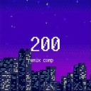 Cover of track 200 (remix comp)VII초 by VII초☁