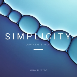 Cover of track Lumin & ApoC - Simplicity by G3ar_bot