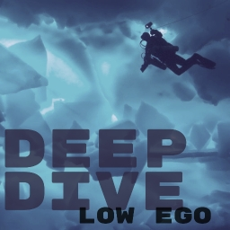 Cover of track deep dive by low ego