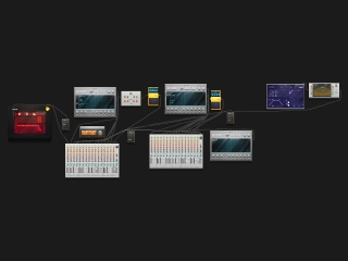 Assets of gaze by |fwk| - Audiotool - Free Music Software