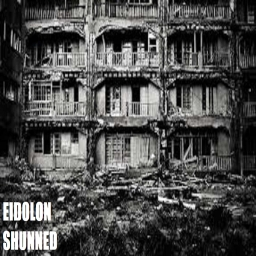 Cover of track Shunned by Eidolon