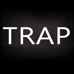Cover of track trap music is shit by irrelevant