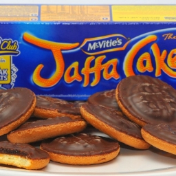 Cover of track Jaffa Cake by Donny