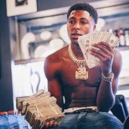 Cover of track NBA YoungBoy Type Beat by Brixton$