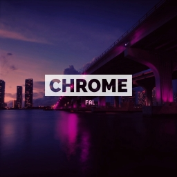 Cover of track chrome by fal