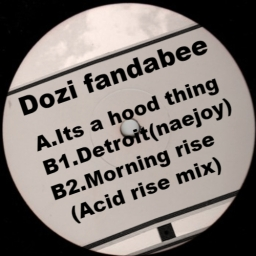 Cover of track Morning rise(Acid rise mix)[DOZI002] by D☯ZI Fandabee