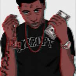 "Cover of track NBA Youngboy x Lil Baby ""Call My Name"" Type Beat by UziBam"