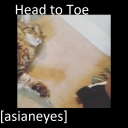 Cover of track Head to Toe coming soon by asianeyes