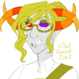 Cover of track Shaming You For Your Dirty Non-Canon Homestuck Kin - Raneir's Theme by TribalGarnet