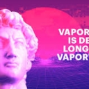Cover of album Vaporwave Is Dead by [808] ⭐DRxCOGOTBExTS⭐
