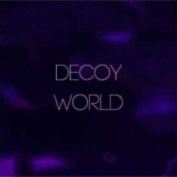Cover of track decoy world by AlphaB