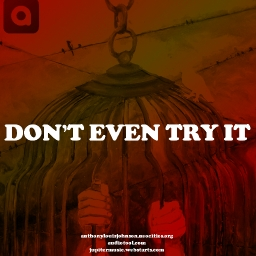 Cover of track 別試試DON'T EVEN TRY IT別試試 by [ALJ] [gone]