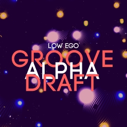 Cover of track groove alpha (draft) by low ego