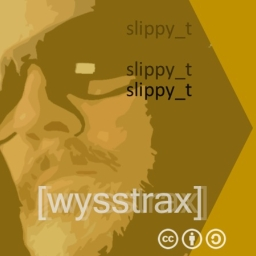Cover of track slippy_t by wysstrax