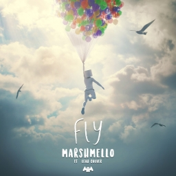 Cover of track Marshmello - Fly (aku aku remake) by Aku Aku