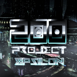 Cover of track Project Epsilon - Two Hundred by Project Epsilon uwu ★★★★★