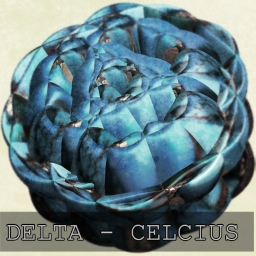 Cover of track Delta by Celcius