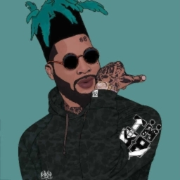 Cover of track Tm88 type beat by [H]oosey
