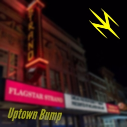 Cover of track Uptown Bump by Jetdarc