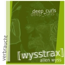 Cover of track Deep_Curls by wysstrax