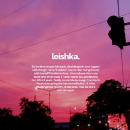Cover of track leishka by thelittlethings