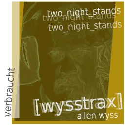 Cover of track two_night_stands by wysstrax