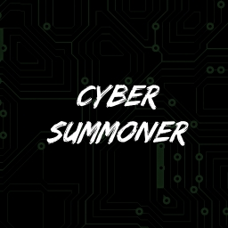 Cover of track Cyber Summoner - Teamwork by CrazyKid (Horchata)