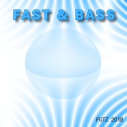 Cover of track Fast & Bass by Futz