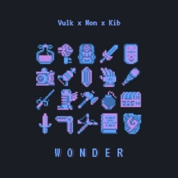 Cover of track Mon x Vulk x Kib - Wonder by Nik