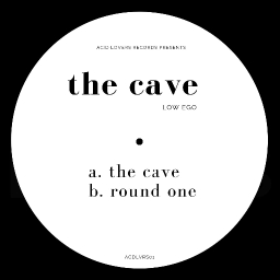 Cover of album the cave (ACDLVRS01) by ego