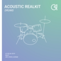 Cover of track Acoustic Realkit Drums test [5 min edit] by Ari.