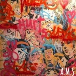 Cover of track TEARZ by AMS