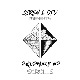 Cover of track SIREN & OFV - Scrolls by SIREN