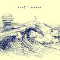 Cover of track waves by How