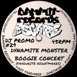 Cover of track Dynamite monster boogie concert[DOZI029] by BAMP☮T-Records