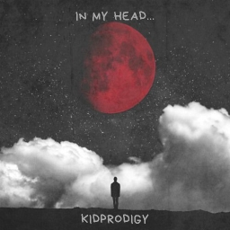 Cover of track in my head... by kev.