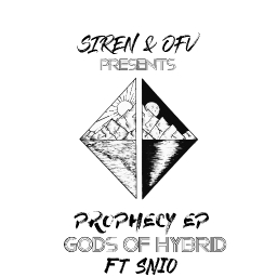 Cover of track SIREN & OFV - Gods Of Hybrid ft. snio by SIREN