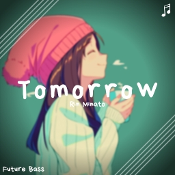 Cover of track Tomorrow by Rin Minato