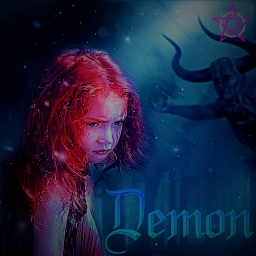 Cover of track =Demon by Ramon Alvarado Jr