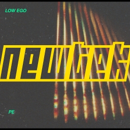 Cover of track ego x pe - newtek by home ego stays low