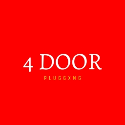 "Cover of track ""4 DOOR"" PROD. BY PLUGGXNG by PLUGGXNG"
