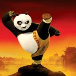 Cover of track Kung Fu Panda by Stormy74