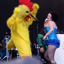 Cover of track chicken by ataribasements