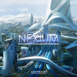 Cover of track Nexium (Audiotool Day 2K19) by Gravidon