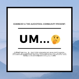 Cover of track Um [Audiotool Community Song] by DJKing101_official