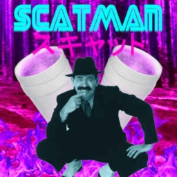 Cover of track Scatman by exotikpaxkdee