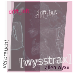 Cover of track drift_left by wysstrax