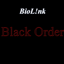 Cover of track Black Order by BioL!nk