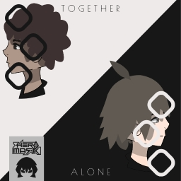 Cover of track Together Alone by HeroMask