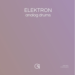 Cover of track Elektron Analog Drums by AT Resource Collective
